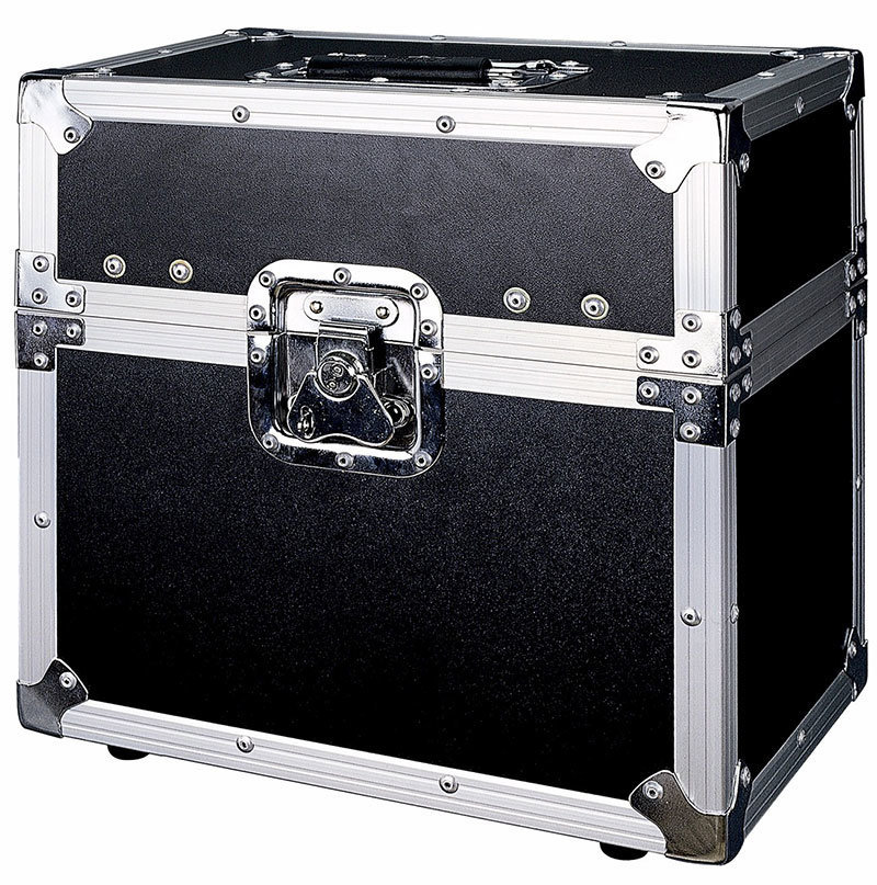 View larger image of Road Ready ATA Style Microphone Case for 12 Mics with Storage Compartment