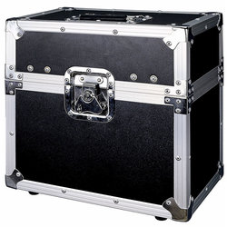 Road Ready ATA Style Microphone Case for 12 Mics with Storage Compartment