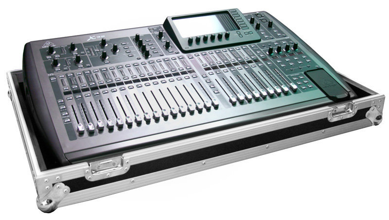 View larger image of Road Ready Case For Behringer X32 Mixer with Wheels