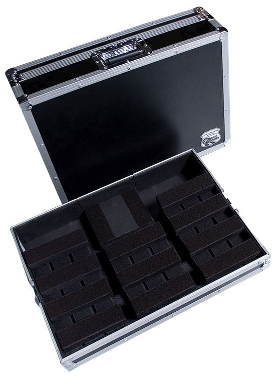 View larger image of Road Ready Lightweight Pedal Board Case - 32