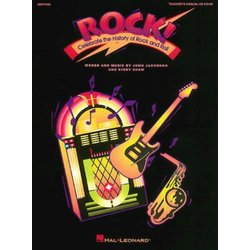 Rock! (Celebrate The History Of Rock And Roll) - Showtrax CD
