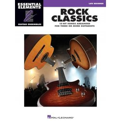 Rock Classics - (Essential Elements Guitar Ensembles)