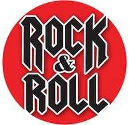 View larger image of Rock & Roll Pin - 1-1/4