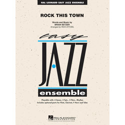 Rock This Town (The Stray Cats) - Score & Parts, Grade 2