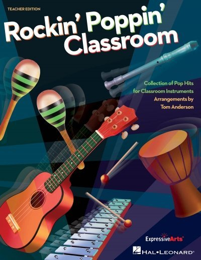 View larger image of Rockin Poppin Classroom - Sing Along CD