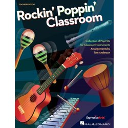 Rockin Poppin Classroom - Teacher Guide