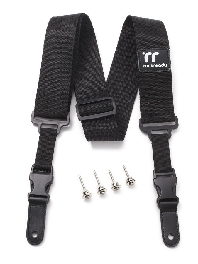 View larger image of Rockready SNAP! Strap - Black