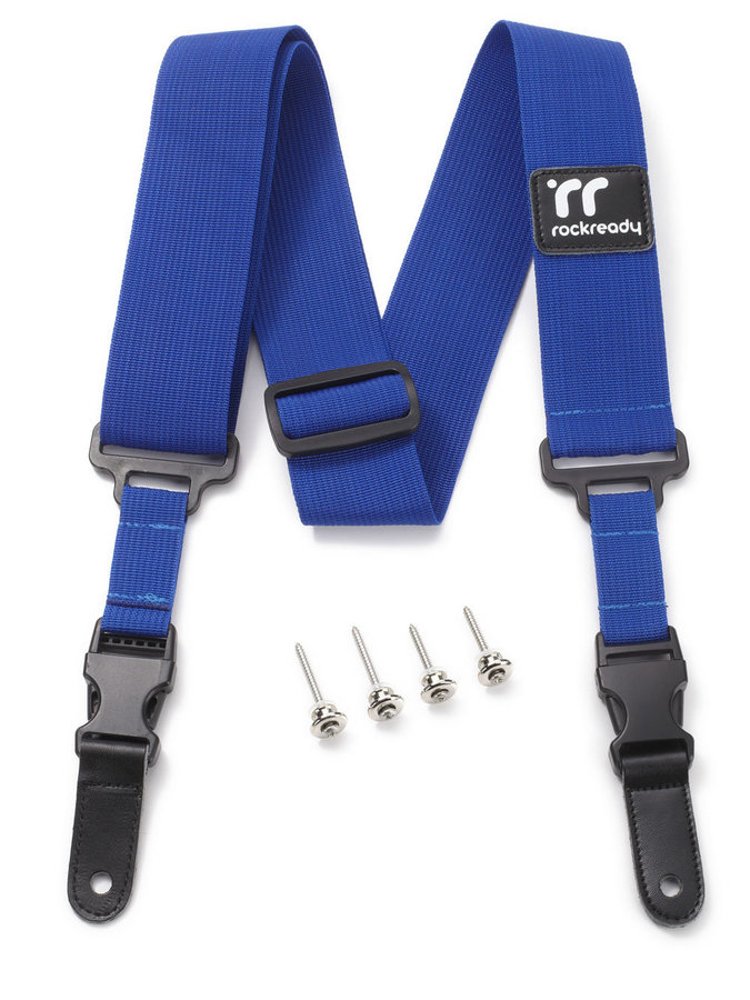 View larger image of Rockready SNAP! Strap - Blue