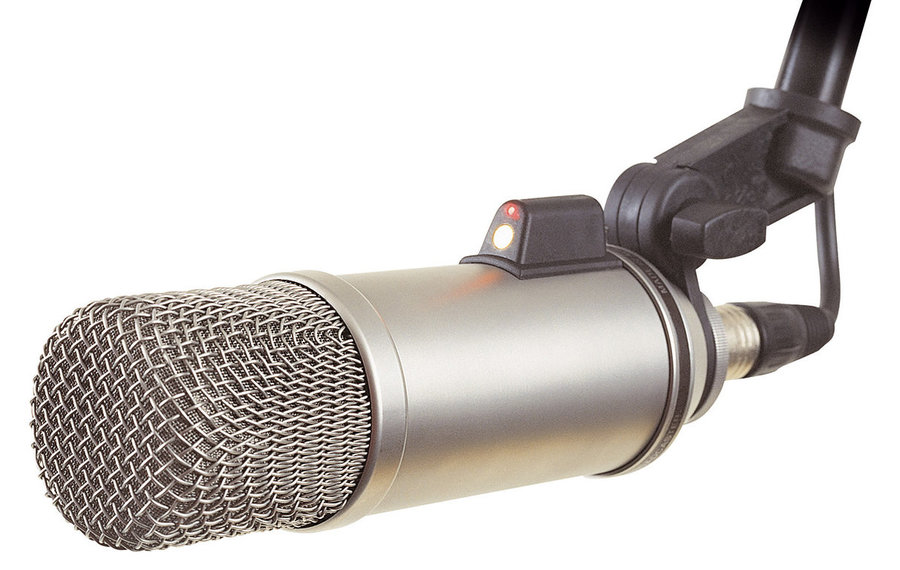 View larger image of Rode Broadcaster End-Address Broadcast Condenser Microphone