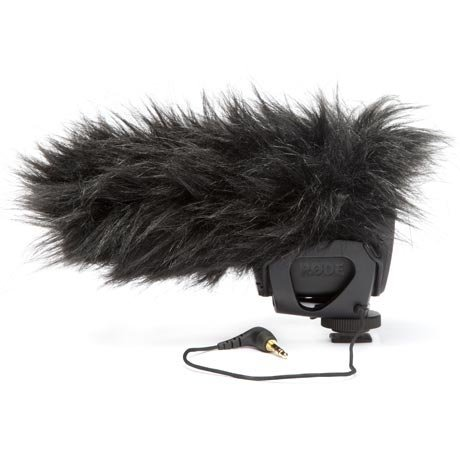 View larger image of Rode DeadCat VMP Artificial Fur Wind Shield