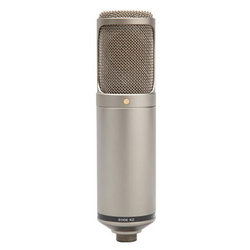 Rode K2 Variable Pattern Dual 1 Condenser Valve Microphone