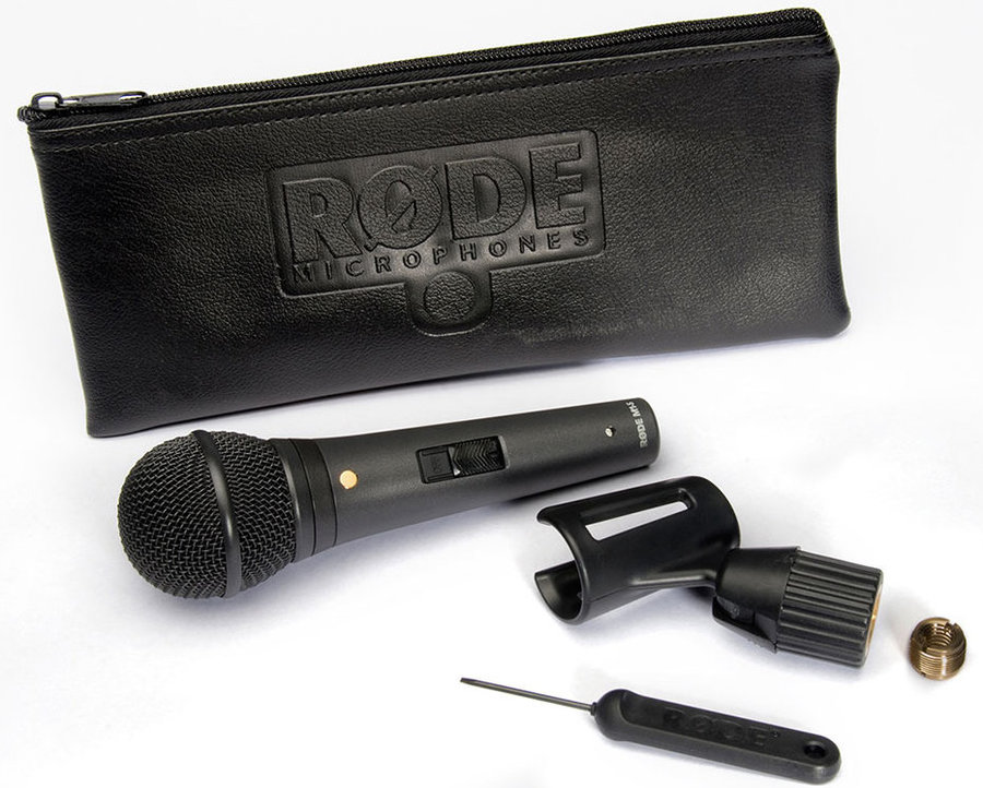 View larger image of Rode M1-S Live Performance Dynamic Microphone