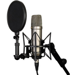 Rode NT1-A Microphone Studio Package