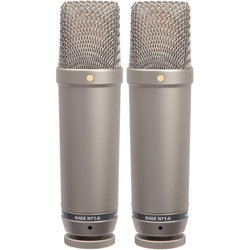 Rode NT1-A-MP Matched Pair Cardioid Condenser Microphones