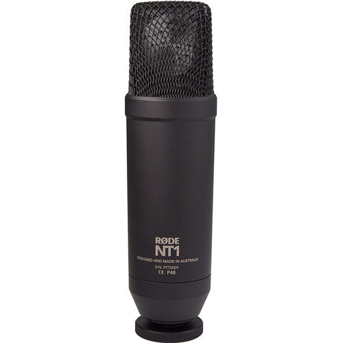 View larger image of Rode NT1 Microphone Kit