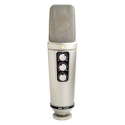 Rode NT2000 Seamlessly Variable Dual 1 Condenser Microphone