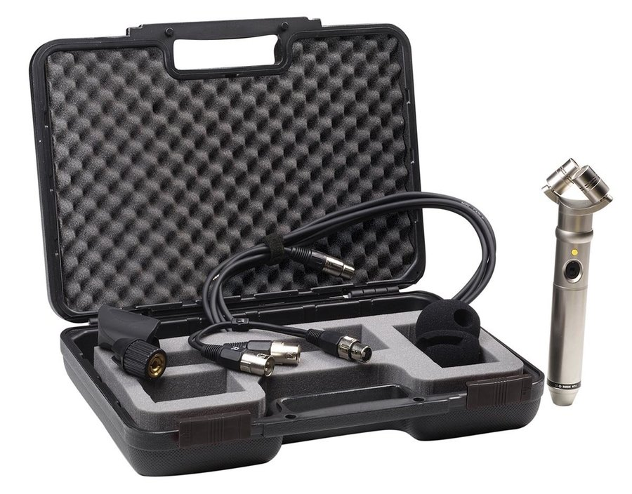 View larger image of Rode NT4 X/Y Stereo Condenser Microphone