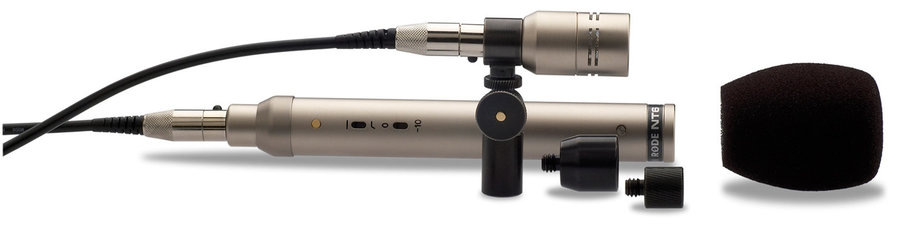 View larger image of Rode NT6 Compact 1/2 Condenser Microphone with Remote Capsule