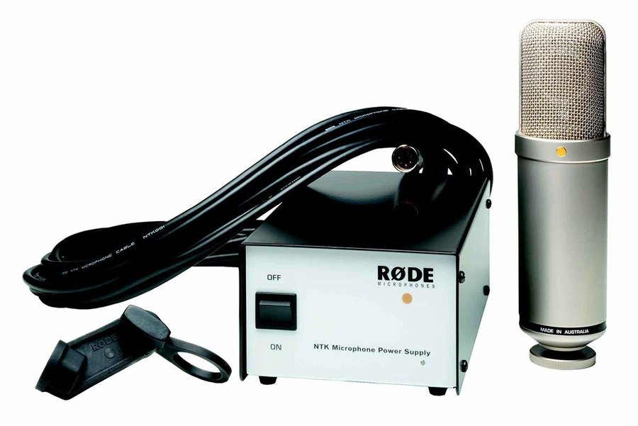 View larger image of Rode NTK Valve 1 Condenser Microphone