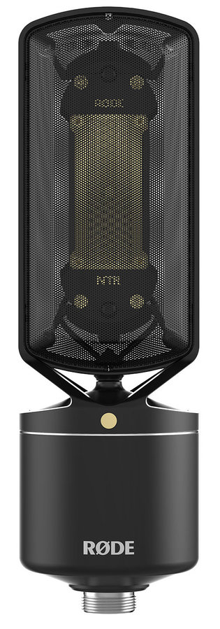 View larger image of Rode NTR Active Ribbon Microphone