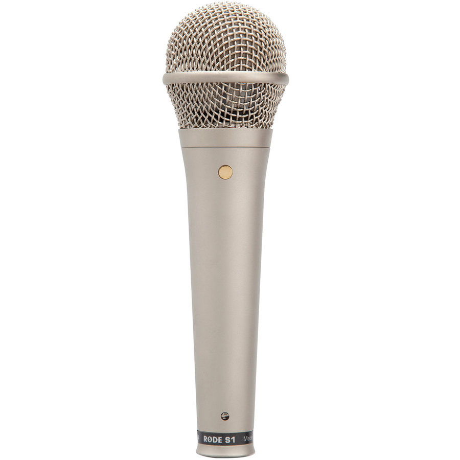 View larger image of Rode S1-B Live Condenser Vocal Microphone