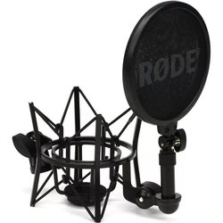 Rode SM6 Shock Mount with Integrated Pop Shield