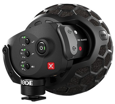 View larger image of Rode Stereo VideoMic X