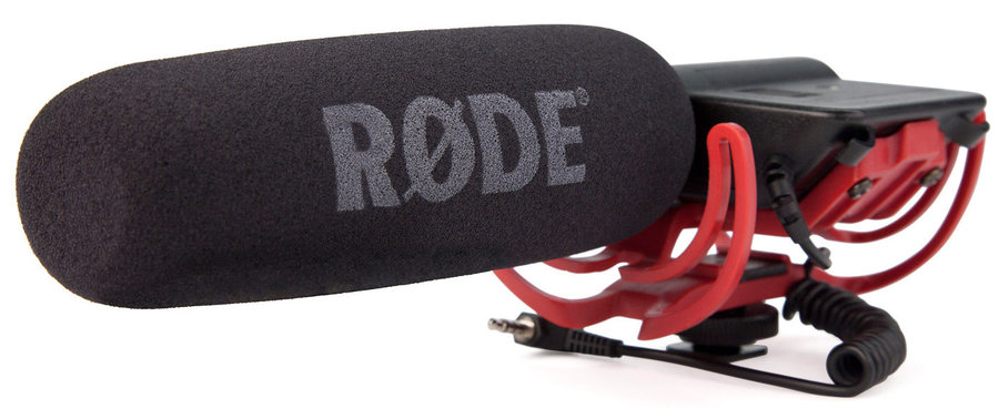 View larger image of Rode VideoMic Directional On-Camera Microphone