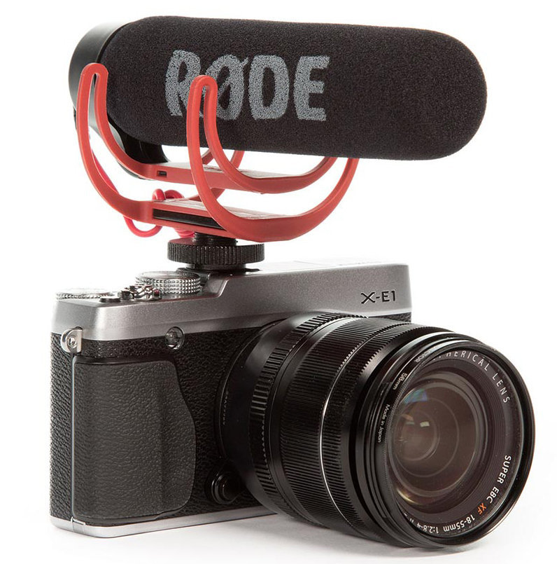 View larger image of Rode VideoMic Go Lightweight On-Camera Microphone