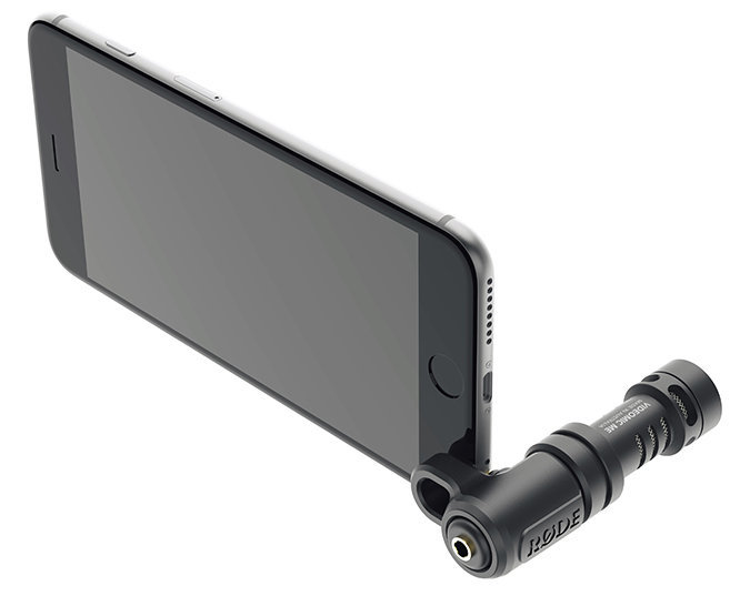 View larger image of Rode VideoMic Me Directional Microphone for Smartphones
