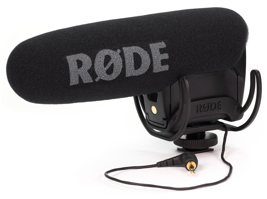 View larger image of Rode VideoMic Pro Compact Directional On-Camera Microphone