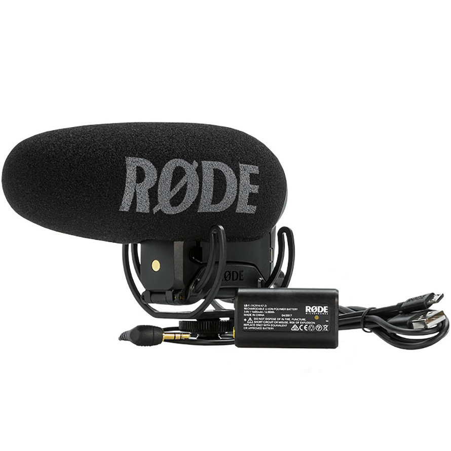 View larger image of Rode VideoMic Pro Plus On Camera Microphone
