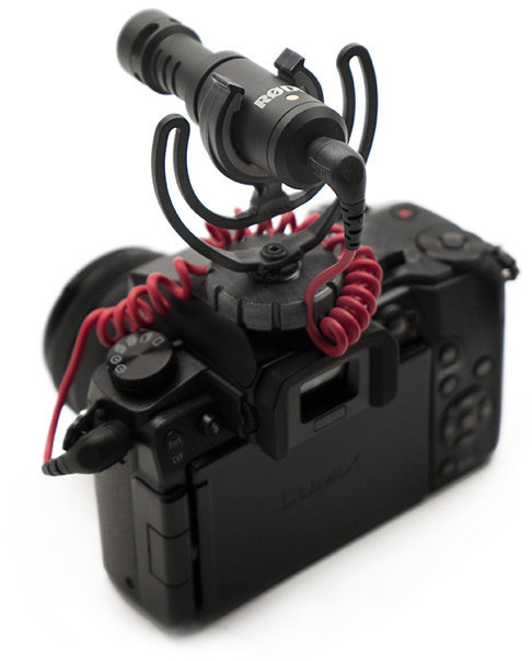 View larger image of Rode VideoMicro Compact On-Camera Microphone