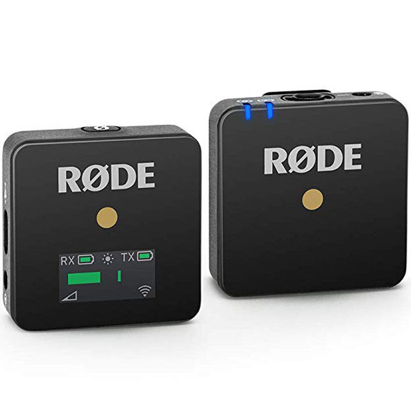 View larger image of Rode Wireless GO Wireless Microphone System