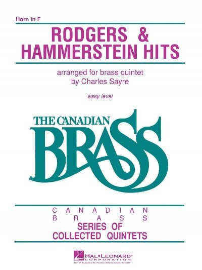 View larger image of Rodgers and Hammerstein Hits - (The Canadian Brass) - F Horn