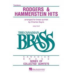 Rodgers and Hammerstein Hits - (The Canadian Brass) - Trombone