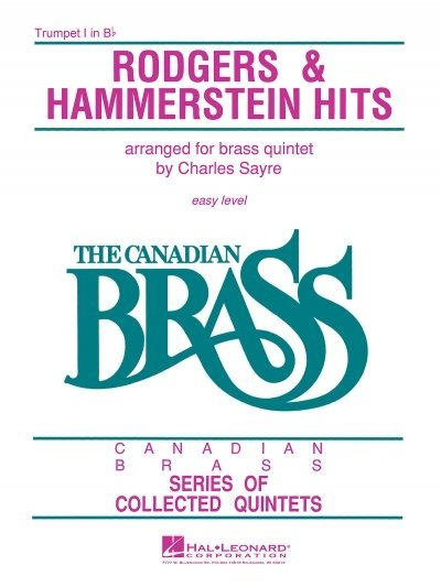 View larger image of Rodgers and Hammerstein Hits - (The Canadian Brass) - Trumpet 1