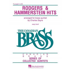 Rodgers and Hammerstein Hits - (The Canadian Brass) - Trumpet 1