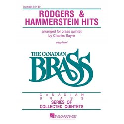 Rodgers and Hammerstein Hits - (The Canadian Brass) - Trumpet 2