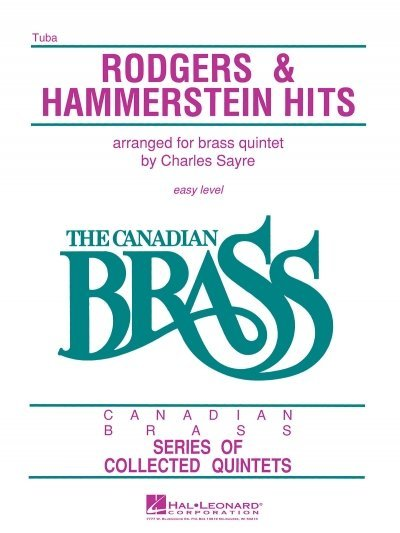 View larger image of Rodgers and Hammerstein Hits - (The Canadian Brass) - Tuba