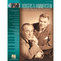 Rodgers & Hammerstein -  Piano Duet Play Along Vol.22 w/CD