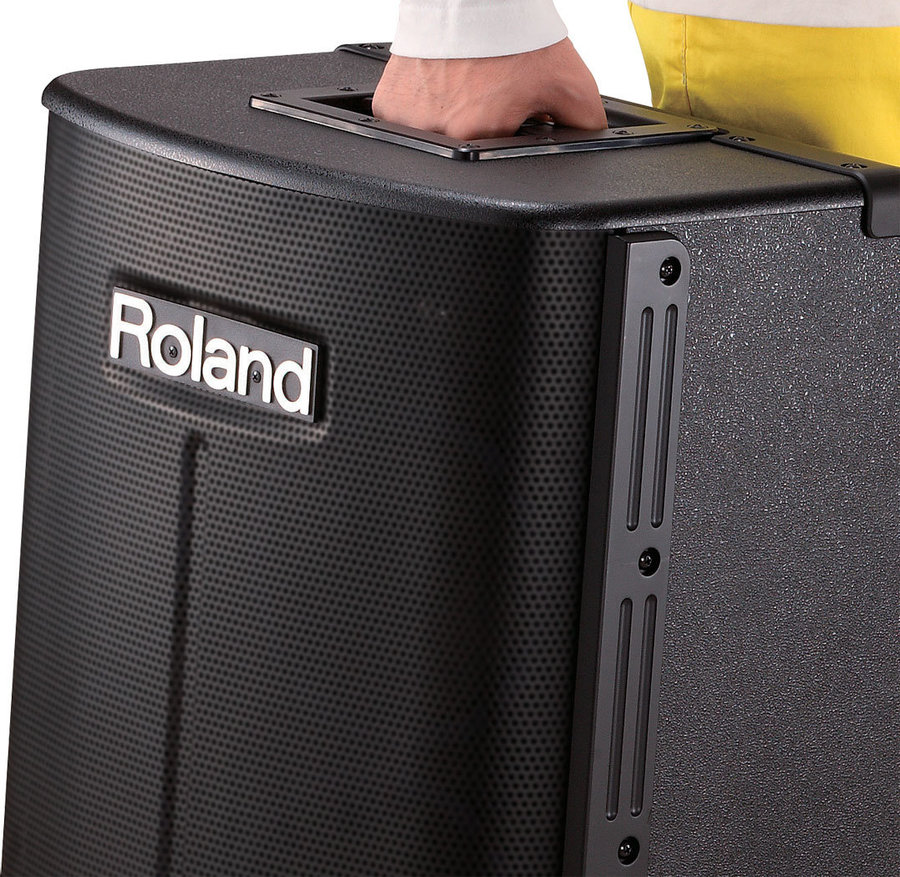 View larger image of Roland BA-330 Stereo Portable Amplifier