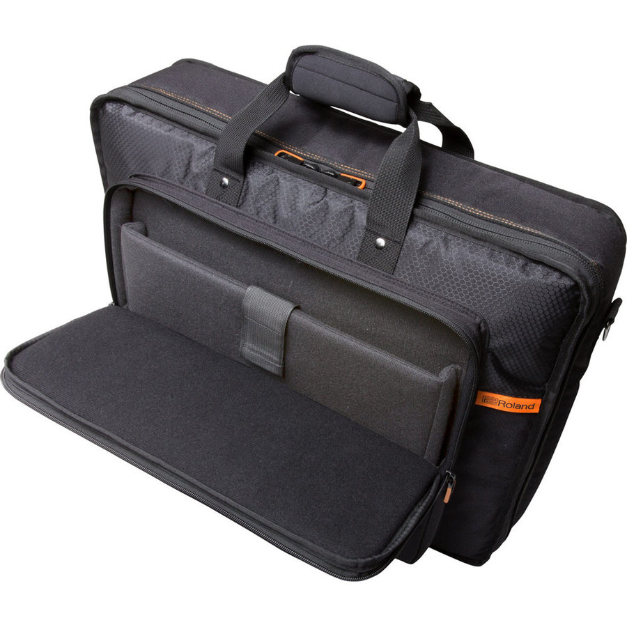 View larger image of Roland Black Series Carrying Bag for the DJ-505 DJ Controller