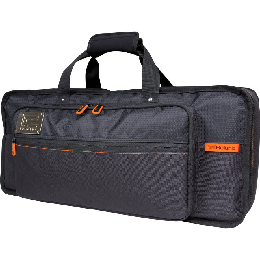 View larger image of Roland Black Series Keyboard Bag for the Roland JD-Xi Synthesizer