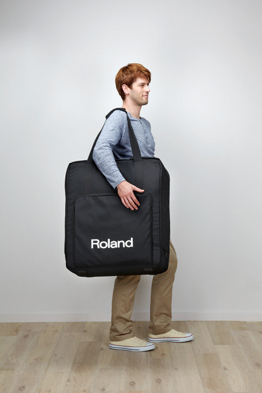 View larger image of Roland CB-TDP Carrying Case for V-Drums Portable