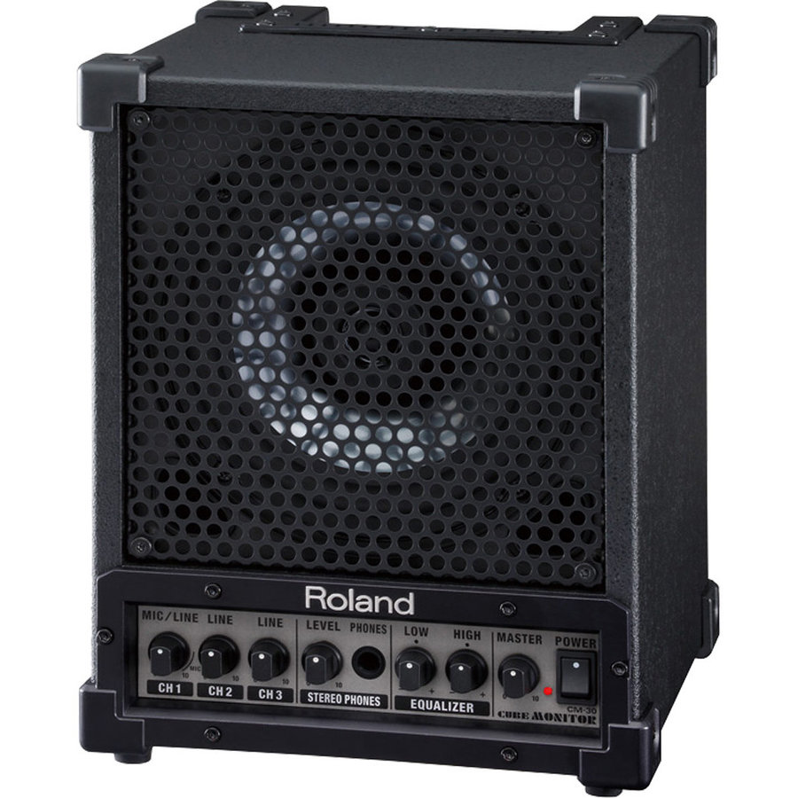 View larger image of Roland CM-30 Cube Monitor