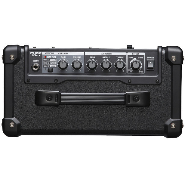 View larger image of Roland CUBE-10GX Guitar Amplifier
