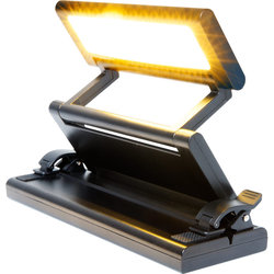 Roland Folding Clip Light with Warm White LEDs