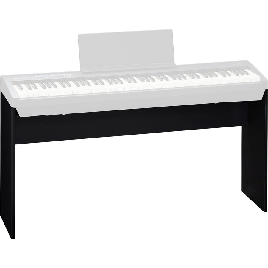 View larger image of Roland FP-30 Piano Stand - Black