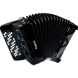 Roland FR-1xb V-Accordion - Black
